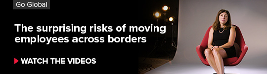 The surprising risks of moving employees across borders
