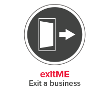 Click to navigate to: Exit a business
