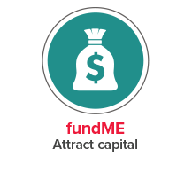 Click to navigate to: Attract capital